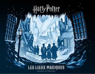Harry Potter - Les lieux magiques - Scènes en diorama