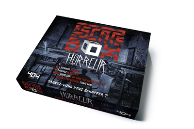 Escape box Horreur