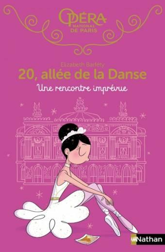 20 allée de la Danse - Une rencontre imprévue - Dès 8 ans