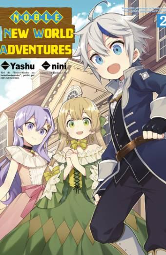 Noble new world adventures T02