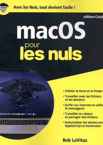 macOS édition Catalina pour les Nuls, grand format