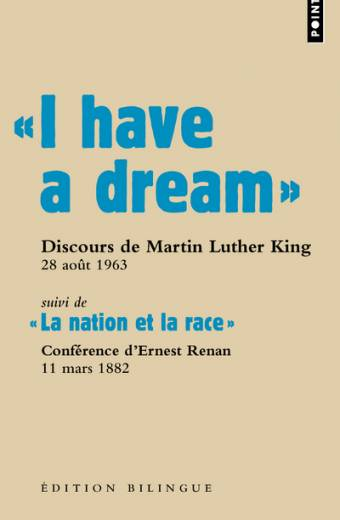« I have a dream ». Discours du pasteur Martin Luther King, Washington D.C., 28 août 1963