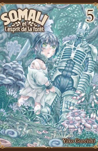 Somali et l'esprit de la forêt T05