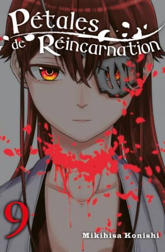 Pétales de réincarnation T09