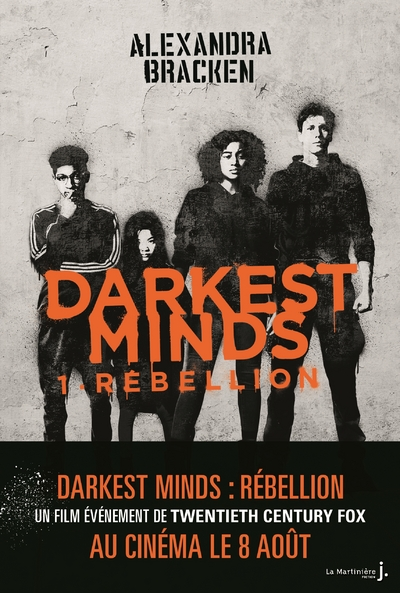 Darkest Minds - tome 1 Rébellion
