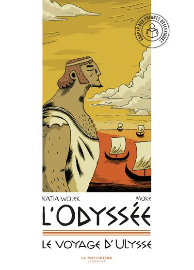 L'Odyssée - Le voyage d'Ulysse