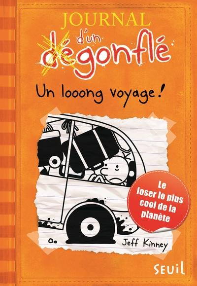 Journal d'un dégonflé - tome 9 Un looong voyage