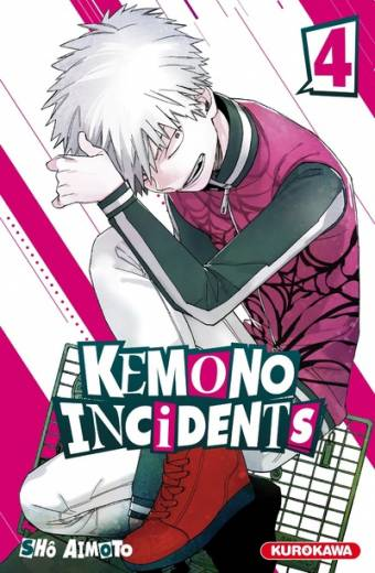 Kemono Incidents - tome 04