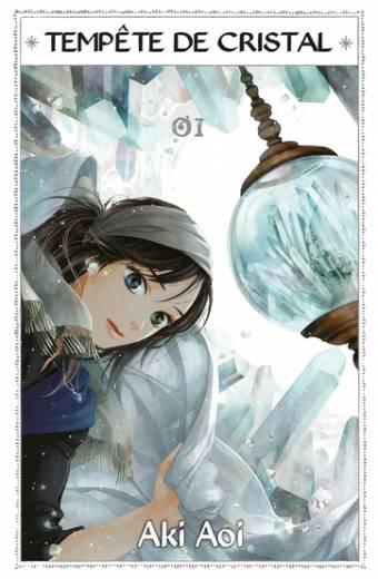Tempête de cristal T01
