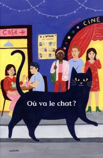 Où va le chat ? - Album - jours de la semaine- Dès 4 ans