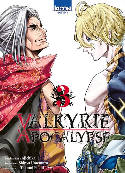 Valkyrie Apocalypse T03