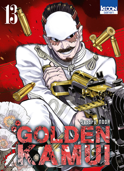 Golden Kamui T13