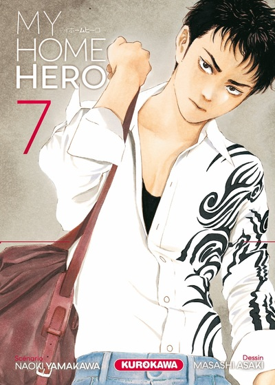 My Home Hero - tome 07