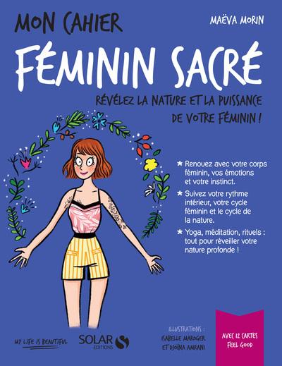 Mon cahier Féminin sacré