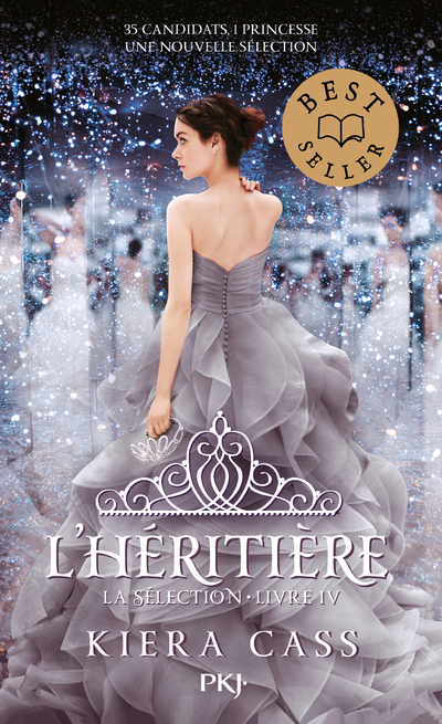 La Sélection - tome 4 : L'héritière