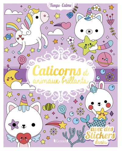 Caticorns et animaux brillants