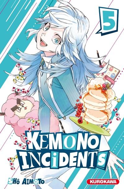 Kemono Incidents - tome 05