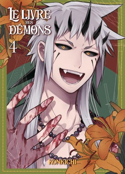 Le livre des démons T04