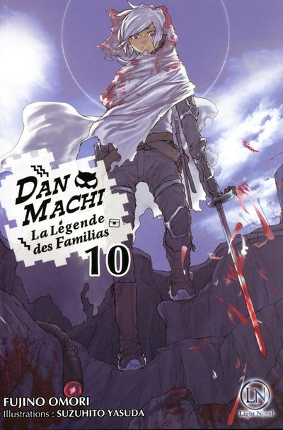 Danmachi - tome 10