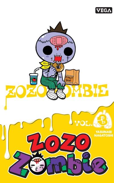 Zozo zombie - tome 3