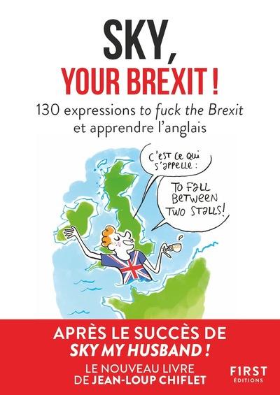 Petit Livre de - Sky my brexit!