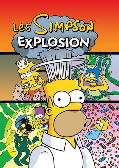 Les Simpson - Explosion - tome 3