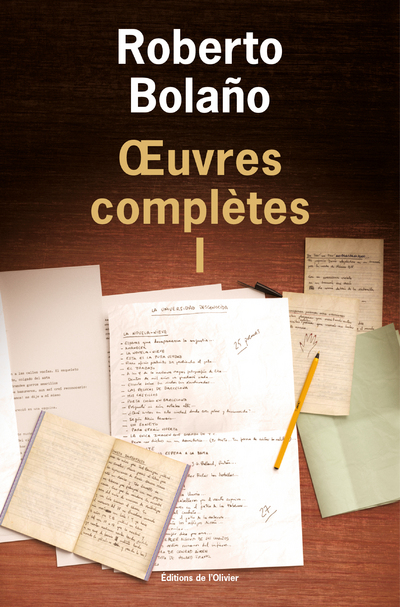 Oeuvres complètes - volume 1