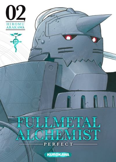 Fullmetal Alchemist Perfect T02