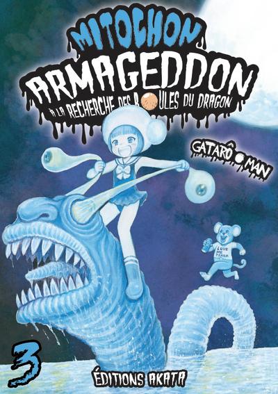 Mitochon Armageddon - tome 3