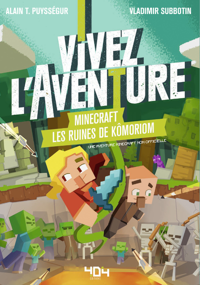 Vivez l'Aventure - Minecraft - Les ruines de Kômoriom