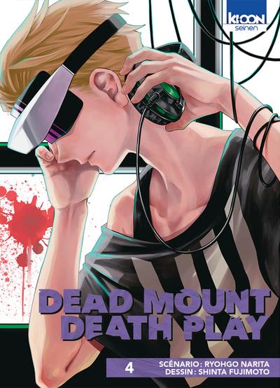 Dead Mount Death Play T04
