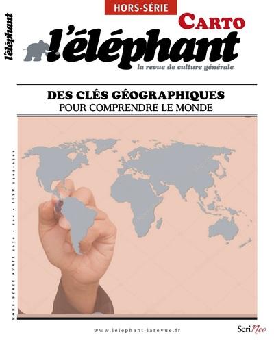 L'éléphant - Hors-série carto juillet 2020