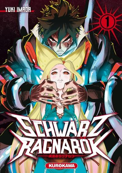 Schwarz Ragnarök - tome 01