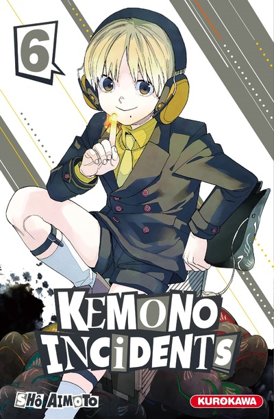 Kemono Incidents - tome 06