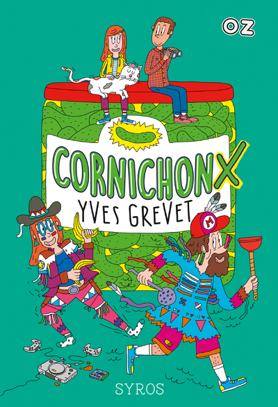 CornichonX - collection OZ