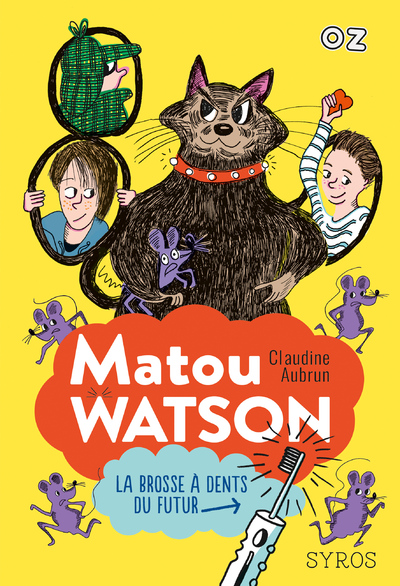Matou Watson - collection OZ