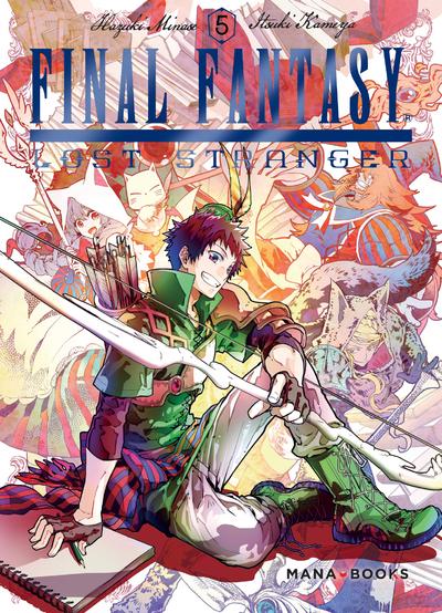 Final Fantasy: Lost Stranger T05