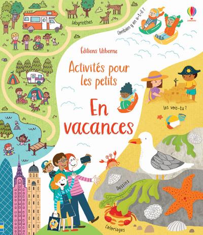 En vacances - Activités pour les petits