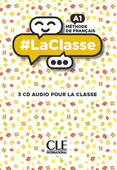 #LaClasse - Niveau A1 - CD audio collectif