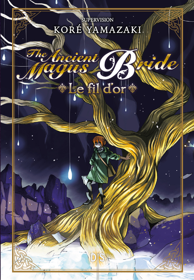Le fil d'or - The Ancient Magus Bride (roman)