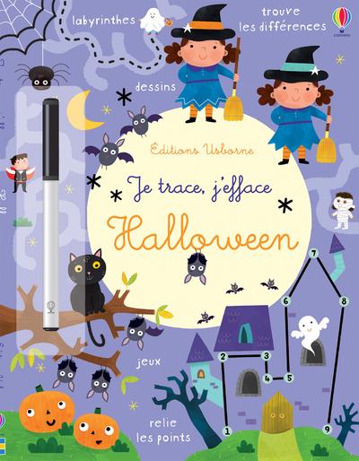 Halloween - Je trace, j'efface