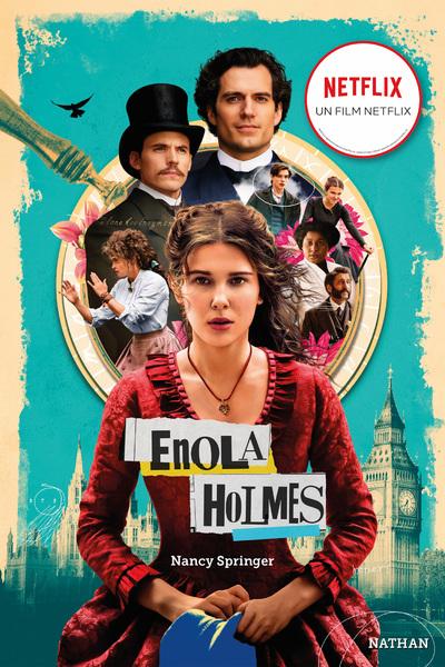 Les Enquêtes d'Enola Holmes - Tome 1 - La Double disparition