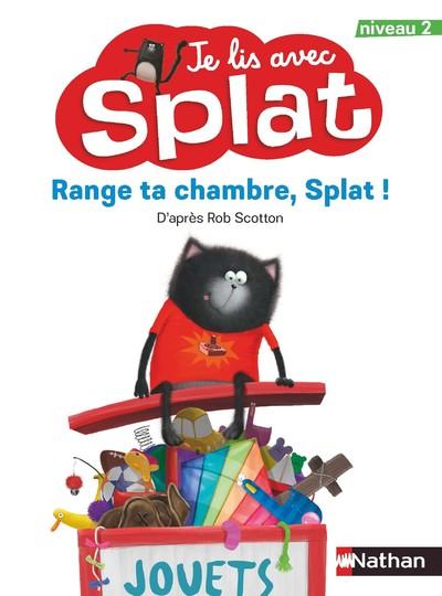 Je lis avec Splat:range ta chambre Splat niveau 2-Canada