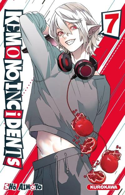 Kemono Incidents - tome 07