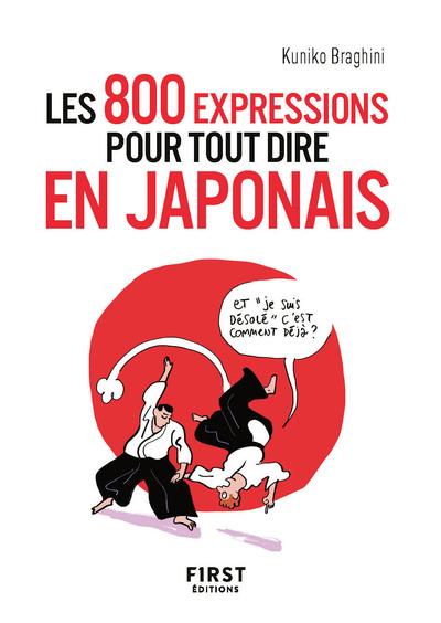 Petit Livre de - 800 expressions pour tout dire en japonais