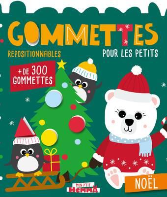 Mon P'tit Hemma - Gommettes pour les petits - Noël