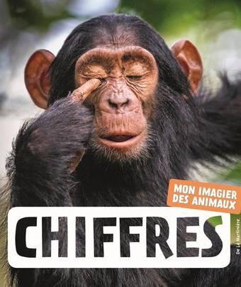 Chiffres - Mon imagier des animaux