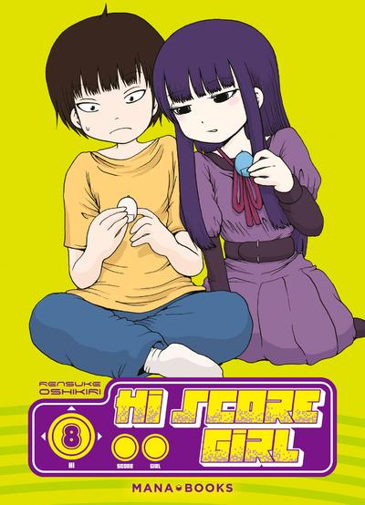 Hi Score Girl T08