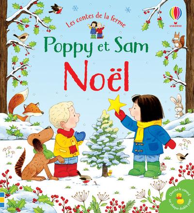 Noël - Poppy et Sam - Les contes de la ferme