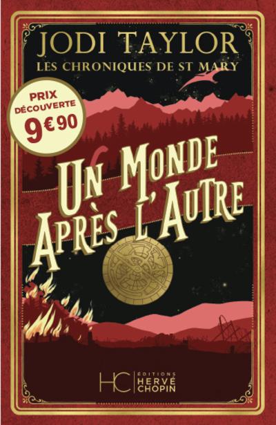 Un monde après l'autre - Les Chroniques St Mary t01 - Opération prix Découverte